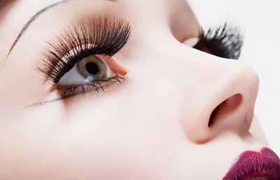 5 توصیه در مورد اکستنشن مژه ها (کاشت مژه مصنوعی)