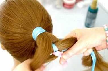 بافت مو ,آموزش بافت مو,بافت مو با ربان