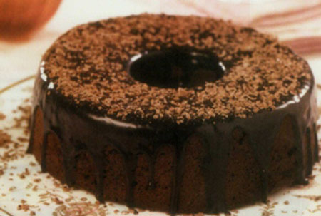 کیک پودینگ موکا, نحوه پخت کیک پودینگ موکا