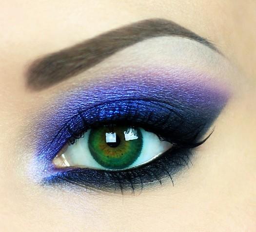 رنگ چشم 2014