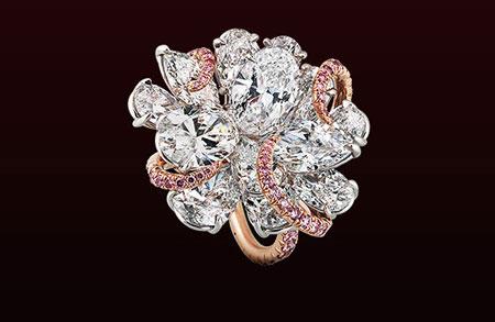 مدل انگشتر و گوشواره جواهرات 2014