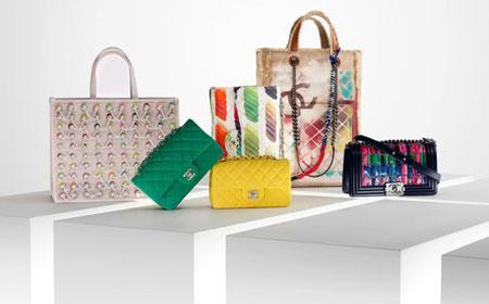 کیف دستی های زنانه 2014 Chanel