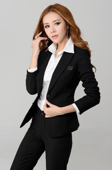 مدل کت و شلوار زنانه 2014