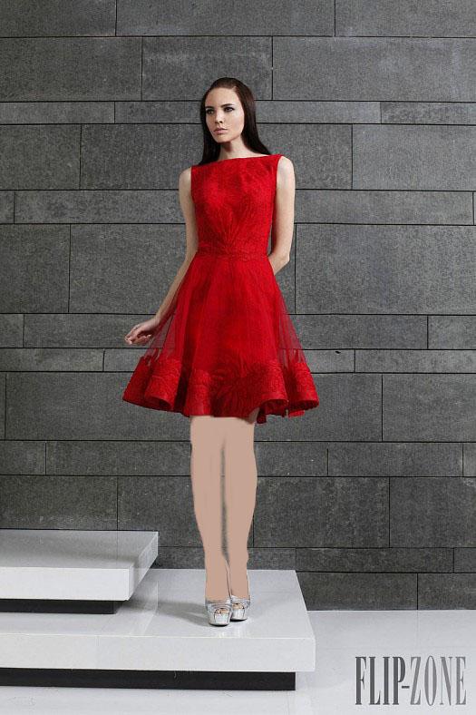 لباس کوتاه 2014 طراحی مدرن