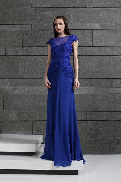 مدل لباس مجلسی 2014 تونی ورد -1