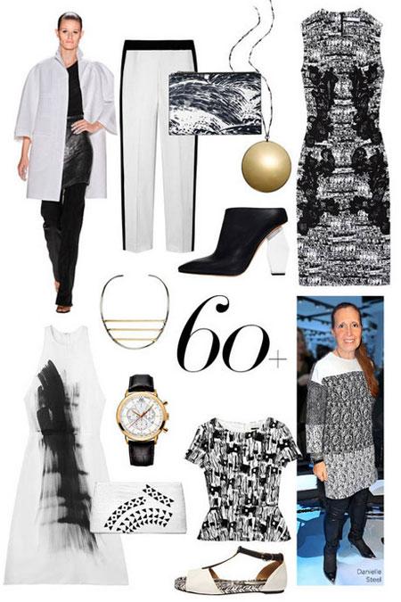ست لباسهای بهاری از 20 سال تا 60 سال