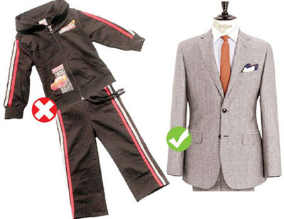 چه پوششی برای محیط کار مناسب تره؟