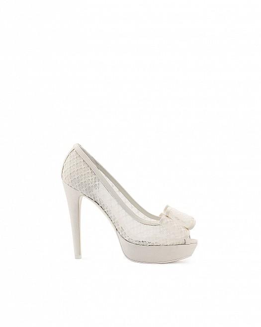 مدل کفش عروس 93,کفش عروس,کفش عروس 2015,کفش پاشنه بلند عروس,مدل کفش  سفید,کفش