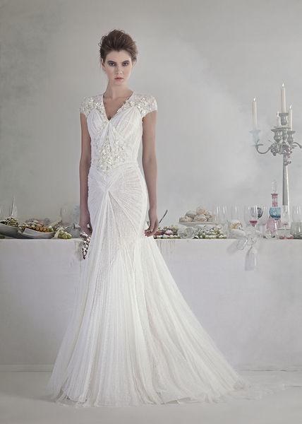 زیبایی, عروس, لباس عروس 2014, لباس عروس اروپایی, لباس عروس جدید, لباس عروس دکلته, لباس عروس زیبا, لباس عروس شیک, لباس عروس مارک دار, لباس عروس پوشیده, لباس عروس گیپور, مد, مدل, مدل لباس, مدل لباس عروس, مدل لباس عروس 2014, ژورنال لباس