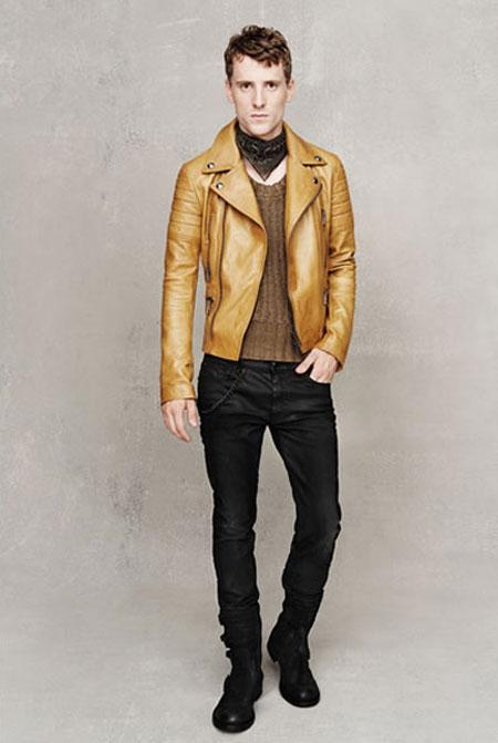مدل لباس زمستانی مردانه Belstaff