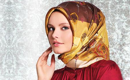 مدل روسری Karaca