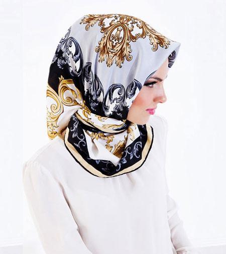مدل شال و روسری Akel