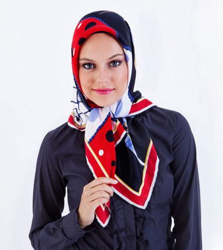 مدل شال و روسری Akel94
